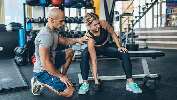 Fitness Trainer0