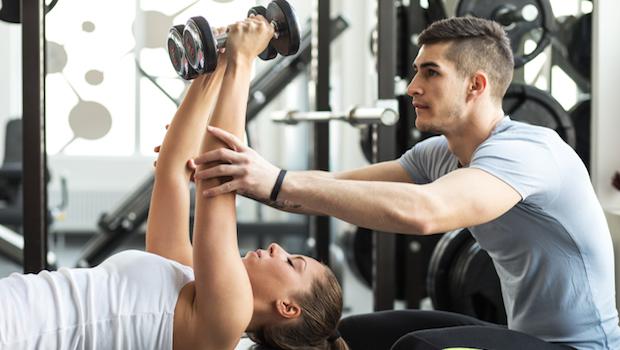 Fitness Trainer00