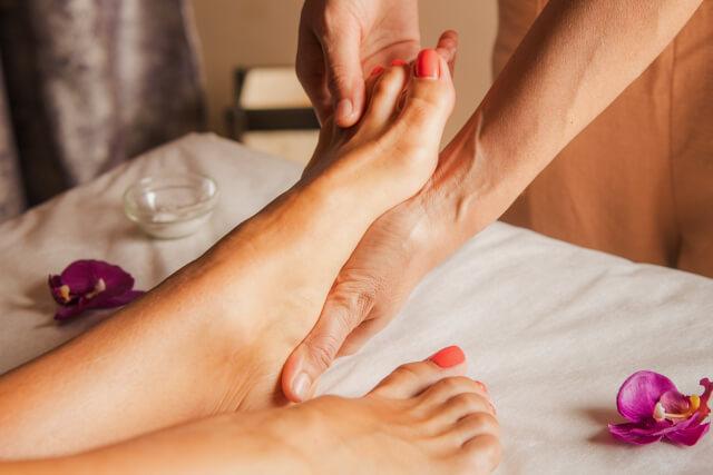foot massage Singapore