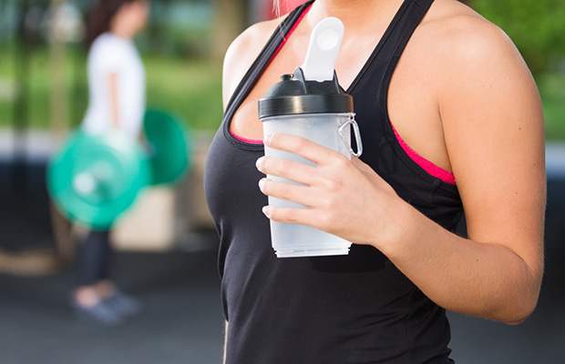 workout drink supplements