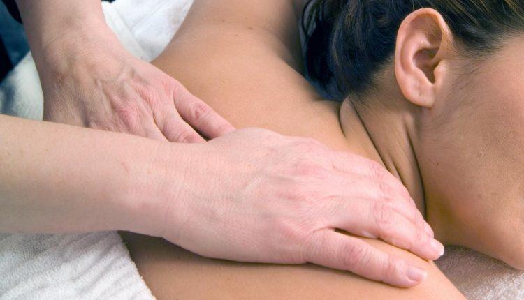 Tissue Massage Session